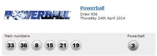 powerball australia - photo #20