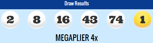 Megamillions Lotto Results Tuesday 29th July 2014