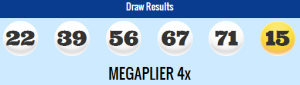 Megamillions Lotto Results Tuesday 19th August 2014
