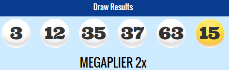 Megamillions Lotto Results Friday 21st November 2014