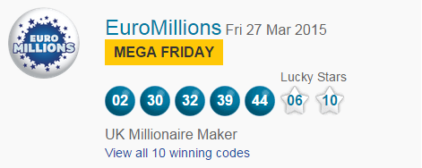 euromillions friday result - photo #9