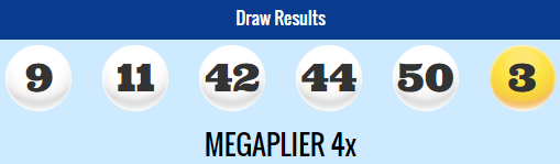 USA Megamillions Lottery Results Tuesday 3rd March 2015