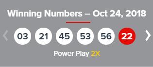 powerball october 24 2019