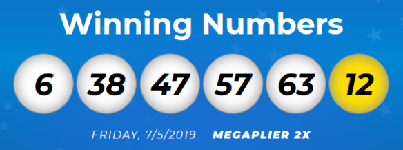 mega millions results | Lotto Results and Winning Numbers